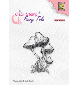 Nellie`s Choice -  FTCS023 - Fairy Tale Mushrooms