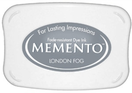Memento inktkussen London Fog
