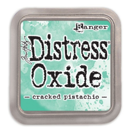 Ranger Distress Oxide - cracked pistachio TDO55891 Tim Holtz
