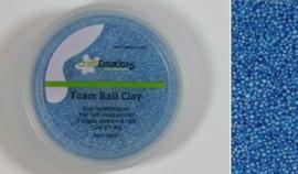 Foamball clay - luchtdrogende klei - blauw 15gr