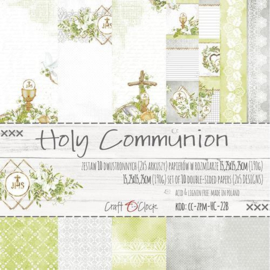 "Paper Collection Set 6""*6"" Holy Communion, 190 gsm"
