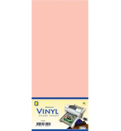 Vinyl sheets - 3.0539 - Vinyl, Salmon