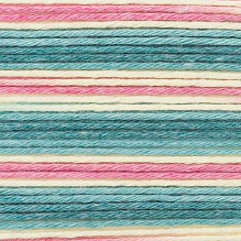 Rico Design - Baby Cotton Soft Print dk 383040.021 Yellow - Teal