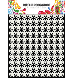 Dutch Doobadoo - 470715135 - Mask Art stars