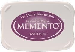 Memento inktkussen Sweet Plum
