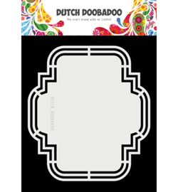 Dutch Doobadoo - 470.713.207 - Dutch Shape Art Iris