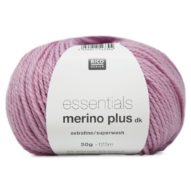 Rico Design - Essentials Merino Plus dk 004 Lilac