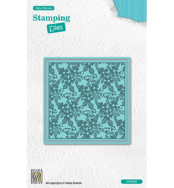 Nellie`s Choice - STAD005 - Square Flowers