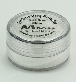 Embossing powder - Clear