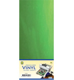 Vinyl sheets - 3.0551 - Mirror Vinyl, Grass