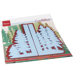 Marianne D Creatables LR0685 - Creatable - Gate folding Tiny's Forest
