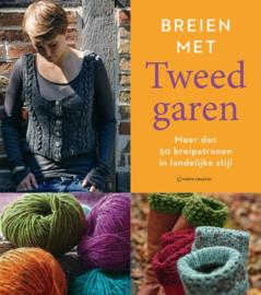 Forte Boek - Breien met Tweed garen