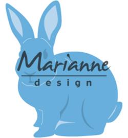 Marianne D Creatables LR0589 - Bunny