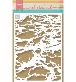 Marianne D Mask Stencils PS8032 - Tiny's ocean