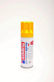 Edding 5200 permanent spray mat verkeersgeel (200ml)