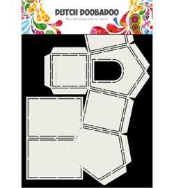 Dutch Doobadoo - 470713727 - Card Art Doghouse