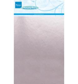 Marianne D Paper CA3139 - Metallic paper - Light Pink