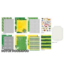 Dutch Doobadoo - 472.100.003 - DDBD Soccer Set