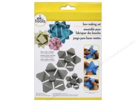 EK tools bow making template star medium