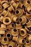 Eyelets Oker Geel - 4 mm (20407/01)