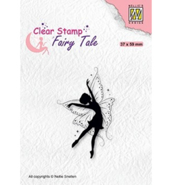 Nellie`s Choice - FTCS021 - Fairy Tale nr. 19 Dancing elf