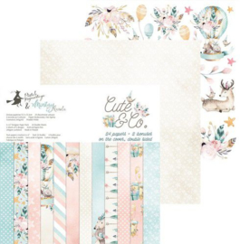 Piatek13 - Paper pad Cute & Co. 6 P13-226 6x6