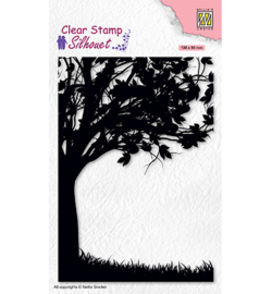 Nellie`s Choice - SIL074 - Silhouettes Tree-2