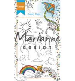 Marianne D Stempel HT1635 - Hetty's Sunny days
