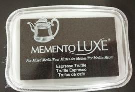 Memento inktkussen De Luxe Expresso Truffle ML-000-808