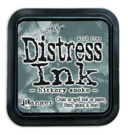 Ranger Distress Inks pad - hickory smoke TIM43232 Tim Holtz