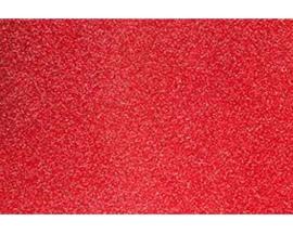 SKINTAC Granaat ROOD  Glitter Vinyl (Glans) A4