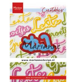 Marianne D Creatables LR0645 - Lente