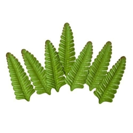ScrapBerry's Set Of Leaves 7 pcs Fern (SCB300603)