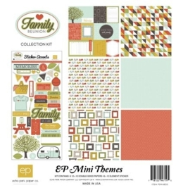 Echo Park Family Reunion 12x12 Inch Mini Theme (SW4805)