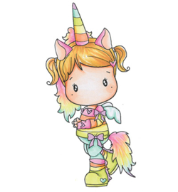 CCDesigns Unicorn Lucy