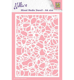 Nellie`s Choice MMSA6-009 - Knot of circles