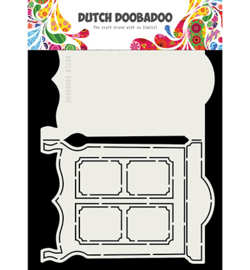 Dutch Doobadoo - 470713711 - Card art Closet