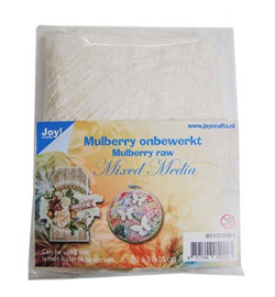 Joy! Crafts - 8010/0001 - Mulberry boombastvezels voor Mixed Media