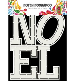 Dutch Doobadoo - 470713734 - Card Art Noel