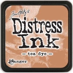 Tim Holtz distress mini ink tea dye