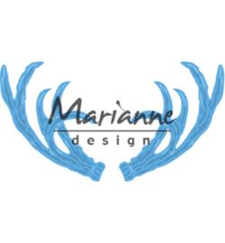 Marianne D Creatables LR0563 - Anja's antlers