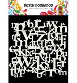 Dutch Doobadoo - 40485 - Letters