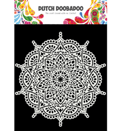 Dutch Doobadoo - 470.715.176 - Dutch Mask Art Mandala