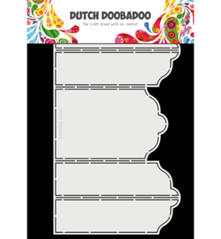 Dutch Doobadoo - 470713339 - Dutch Card art Bridgefold
