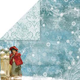 "Craft & You - White Christmas - 5 (12""x 12"")"