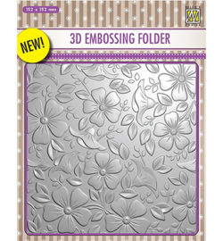 Nellie`s Choice EF3D003 - Flowers-3