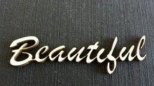 Beautiful 8 x 1,7 cm 3 mm dik houtboard per stuk