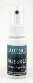 Cadence shake & gilt liquid gilt spray Koper 01 074 0003 0025 25 ml