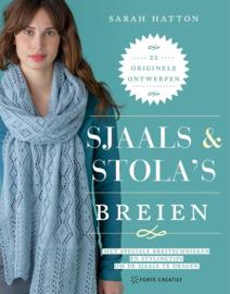 Forte Boek - Sjaals & stola's breien (NL) Sarah Hatton