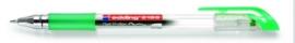 edding-2185 gelpen groen 1ST 0,7 mm / 4-2185004